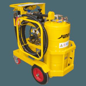 Lightweight oil replenishment rigs
