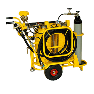 Lightweight Compressor Washing Rigs