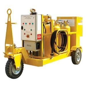 High Capacity Compressor Wash Rigs